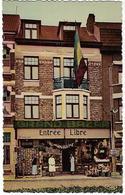 -LE GRAND BAZAR,face à La Poste,ptès Du Muséum De ZEEBRUGGE(Môle).Commerce ,beaux Souvenirs,cadeaux,plage, - Zeebrugge