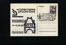 Austria / Oesterreich 1969 Scouting / Pfadfinder Interesting Cover - Scoutisme