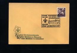 Austria / Oesterreich 1970 Scouting / Pfadfinder Interesting Cover - Scoutisme