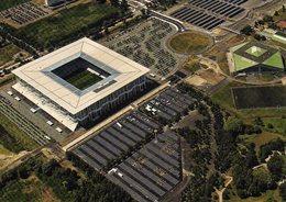 Bordeaux Stade Stadion Stadio Stadium Estadio - Fútbol