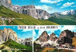Passo Sella M. 2440 Dolomiti - Albergo Maria Flora - Italia