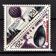 MONACO 1956 N°463 / 464  NEUF** /7 - Unused Stamps