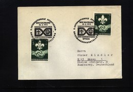 Austria / Oesterreich 1972 Scouting / Pfadfinder Interesting Cover - Scoutisme