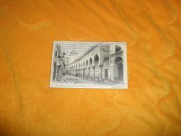 CARTE POSTALE ANCIENNE CIRCULEE DE 1914. / ALGER.- MOSQUEE DE LA RUE DE LA MARINE. - Alger