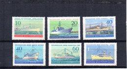 RUSSIA 1959 UNIFICATO 2163A/65A NUOVO TL MLH * - 1923-1991 USSR