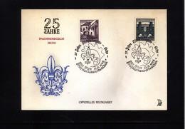 Austria / Oesterreich 1975 Scouting / Pfadfinder Interesting Cover - Scoutisme