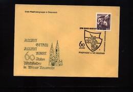 Austria / Oesterreich 1976 Scouting / Pfadfinder Interesting Cover - Scoutisme