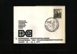 Austria / Oesterreich 1977 Scouting / Pfadfinder Interesting Cover - Scoutisme