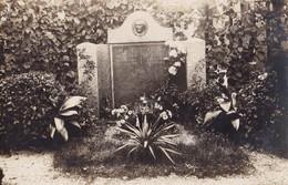 TOMBE - Marie Wagner Et Franz Pöschl - Genealogie