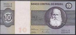 БРАЗИЛИЯ  10      1980 UNC - Brésil