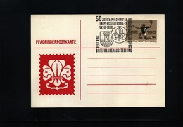 Austria / Oesterreich 1978 Scouting / Pfadfinder Interesting Cover - Scoutisme