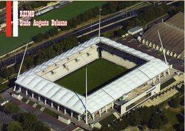 Reims Stade Delaune Stadio Stadion Stadium Estadio - Football