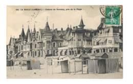 La Baule - Chalets Du Remblai , Pris De La Plage - 53 - La Baule-Escoublac