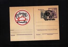 Austria / Oesterreich 1981 Scouting / Pfadfinder Interesting Cover - Scoutisme