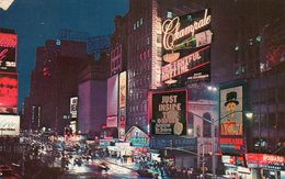 1980     NEW  YORK - Time Square