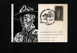Austria / Oesterreich 1982 Scouting / Pfadfinder Interesting Cover - Scoutisme