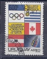 180030913  URUGUAY YVERT  AEREO  Nº   396 - Uruguay