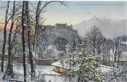 AK 0132  Salzburg - Winterzauber Am Kapuzinerberg / Verlag Jurischek Um 1914 - Salzburg Stadt