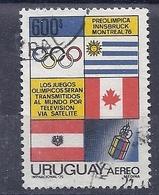 180030915  URUGUAY YVERT  AEREO  Nº   396 - Uruguay