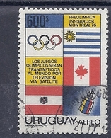 180030916  URUGUAY YVERT  AEREO  Nº   396 - Uruguay