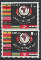 Ghana, 1959 Africa Freedom Day - MNH - BJ-11 - Ghana (1957-...)