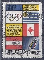 180030917  URUGUAY YVERT  AEREO  Nº   396 - Uruguay