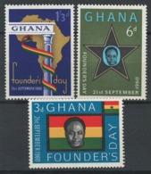 Ghana, 1960 Founder's Day - MNH - BJ-18 - Ghana (1957-...)