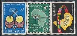 Ghana, 1961 Africa Freedom Day - MNH - BJ-22 - Ghana (1957-...)