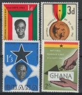 Ghana, 1962 Founder's Day - MNH - BJ-37 - Ghana (1957-...)
