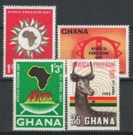 Ghana, 1963 Africa Freedom Day - MNH - BJ-38 - Ghana (1957-...)
