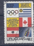 180030918  URUGUAY YVERT  AEREO  Nº   396 - Uruguay