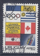 180030922  URUGUAY YVERT  AEREO  Nº   396 - Uruguay