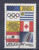 180030923  URUGUAY YVERT  AEREO  Nº   396 - Uruguay