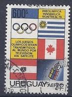 180030924  URUGUAY YVERT  AEREO  Nº   396 - Uruguay