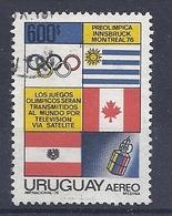 180030925  URUGUAY YVERT  AEREO  Nº   396 - Uruguay