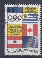 180030926  URUGUAY YVERT  AEREO  Nº   396 - Uruguay
