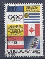 180030927  URUGUAY YVERT  AEREO  Nº   396 - Uruguay