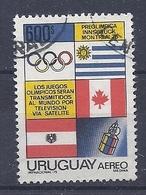 180030928  URUGUAY YVERT  AEREO  Nº   396 - Uruguay
