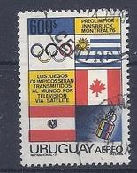180030929  URUGUAY YVERT  AEREO  Nº   396 - Uruguay