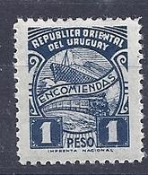 180030921  URUGUAY YVERT  T.P.C.P.  Nº   92  */MNH - Uruguay