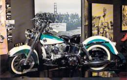 MOTOS - HARLEY DAVIDSON DUO GLIDE 1958 - CPSM Format CPA - Motorrad Motorfiets Motocicleta Motocicletta Motocicleta - Motos