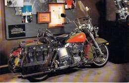MOTOS - HARLEY DAVIDSON PLH HERITAGE 1981 - CPSM Format CPA - Motorrad Motorfiets Motocicleta Motocicletta Motocicleta - Motos