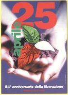 Tematica - Feste - 1999 - 25 Aprile, 54° Anniversario Della Liberazione - Not Used - Eventi