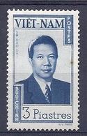 180030909  VIETNAM  YVERT  .  Nº   9  */MH - Vietnam