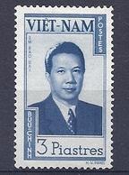 180030910  VIETNAM  YVERT  .  Nº   9  */MH - Vietnam