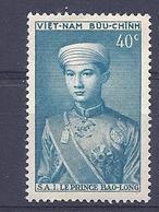 180030911  VIETNAM  YVERT  .  Nº   22  */MH - Vietnam