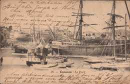 Dep 06 , Cpa  CANNES , 26 , Le Port  (D09.531) - Cannes