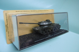 Altaya - CHAR TANK Allemand IS-2 104 Arm. Regiment 7 Guards Arm. Brigade Berlin Germany 1945 Neuf NBO 1/72 - Chars