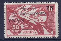 180030933  VIETNAM  YVERT  .Nº   1  */MH - Vietnam