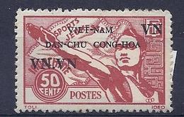 180030934  VIETNAM  YVERT  .Nº   1  */MH - Vietnam